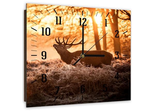 Pildiga seinakell Deer 3