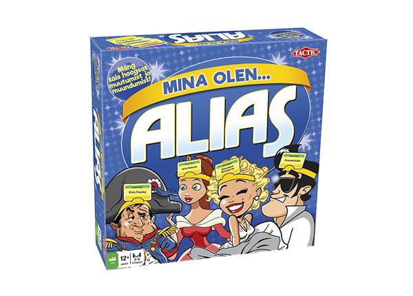 Lauamäng Alias Mina olen...