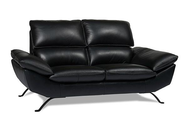 Кожаный 2-местный диван Arizona
