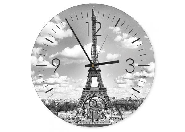 Настенные часы с изображением Eiffel Tower 2 ED-144306