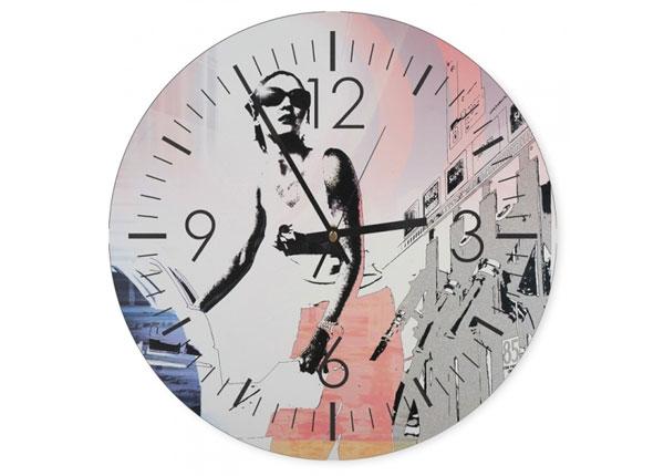 Настенные часы с изображением Woman ED-144314