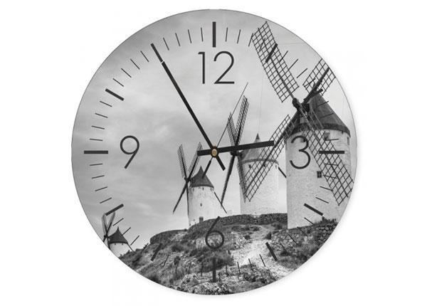 Настенные часы с изображением Windmills ED-144328