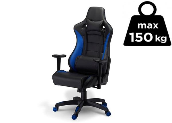Töötool Gaming de Luxe, must/sinine AY-144505