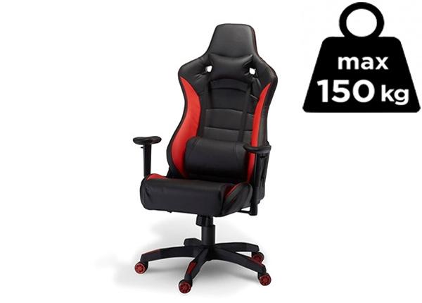 Töötool Gaming de Luxe, must/punane AY-144508