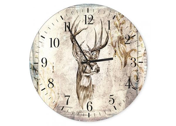 Pildiga seinakell Deer 4