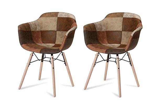 Обеденные стулья Flame, 2 шт AY-144566