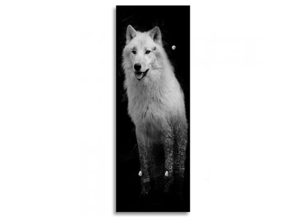 Seinanagi White Wolf