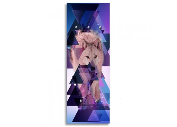 Seinanagi Wolf and triangles