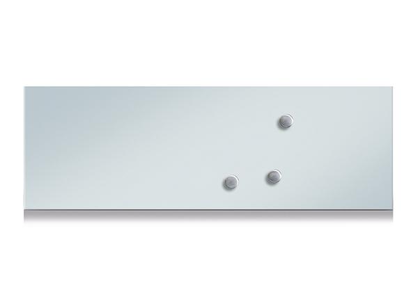 Lasinen muistitaulu 75x25 cm