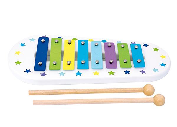 Puinen ksylofoni GB-144999