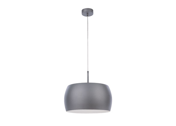 Rippvalgusti Roxi Grey Ø37 cm A5-145273