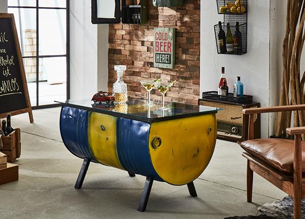 Sohvapöytä DRUMLINE 90x60 cm AY-145471