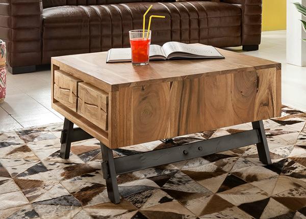 Sohvapöytä EDGE 70x70 cm AY-145509