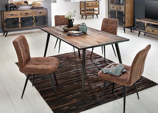 Ruokapöytä Iron 140x70 cm AY-145538