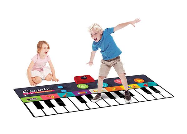 Tantsumatt klaver