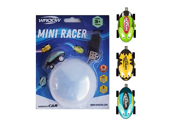 Ralliauto Wroow Mini Racer