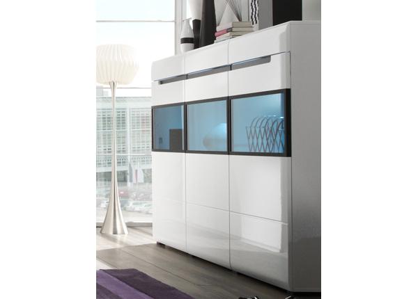 Шкаф-витрина / комод Hektor WS-145650