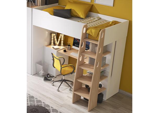 Кровать-чердак 90x200 cm CM-145697