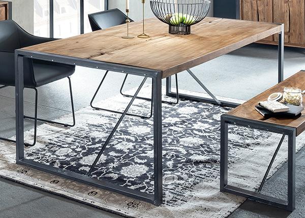 Обеденный стол Live Edge 160x90 cm
