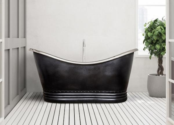 Медная ванна Bateau
