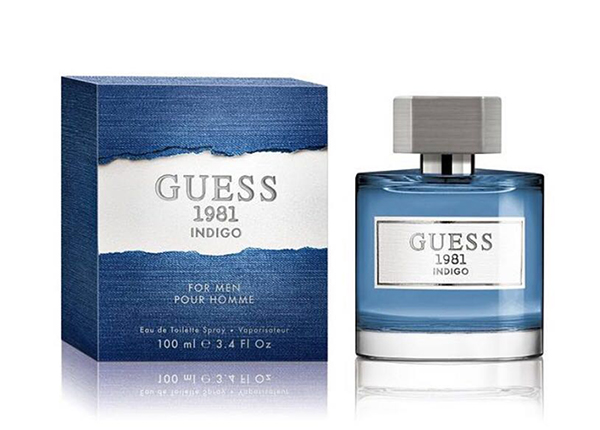Guess 1981 Indigo EDT 100 мл