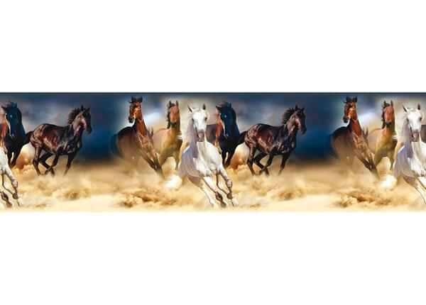Seinakleebis Horses 14x500 cm ED-145804