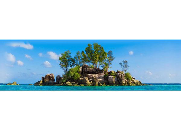 Seinakleebis Island 14x500 cm