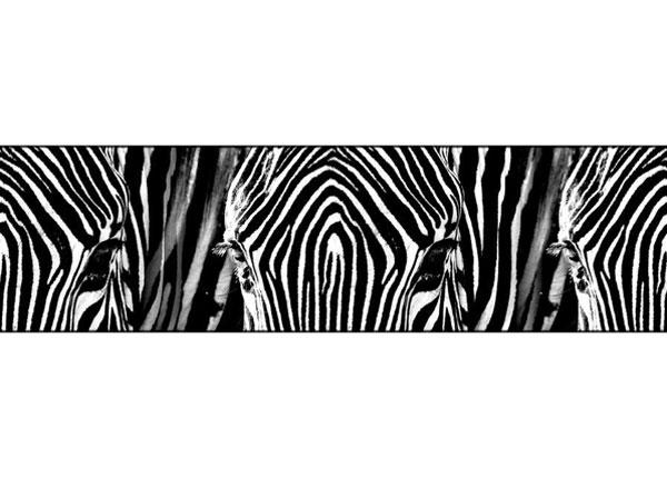 Seinätarra Zebra 14x500 cm ED-145815