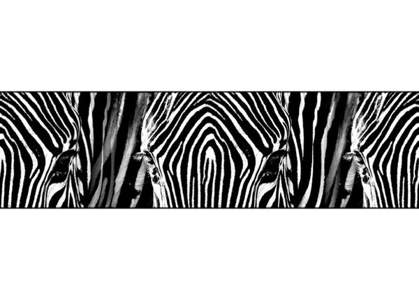 Seinakleebis Zebra 14x500 cm ED-145815