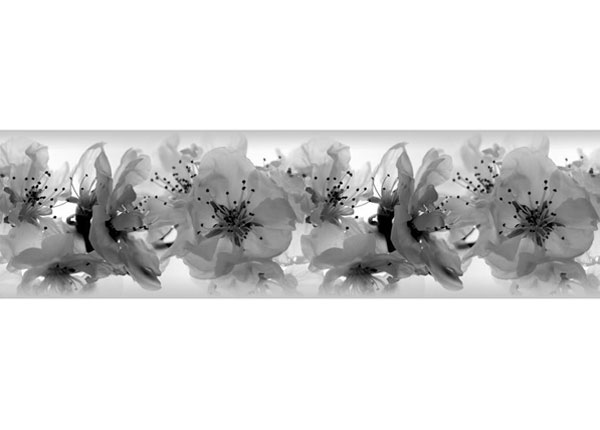 Seinätarra Orchids 14x500 cm ED-145830