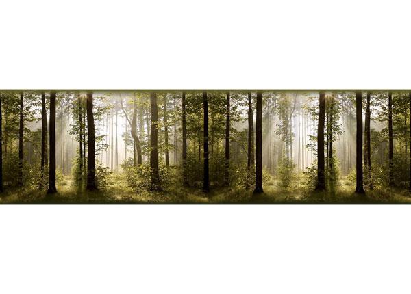 Seinakleebis Greenwood 14x500 cm