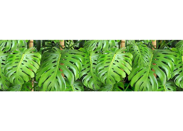 Seinakleebis Leaves 14x500 cm