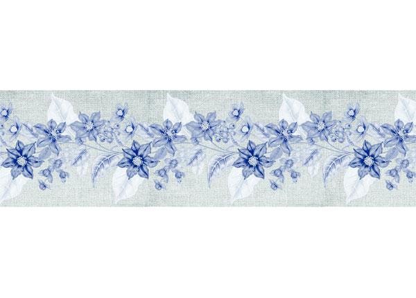 Seinakleebis Flowers 14x500 cm