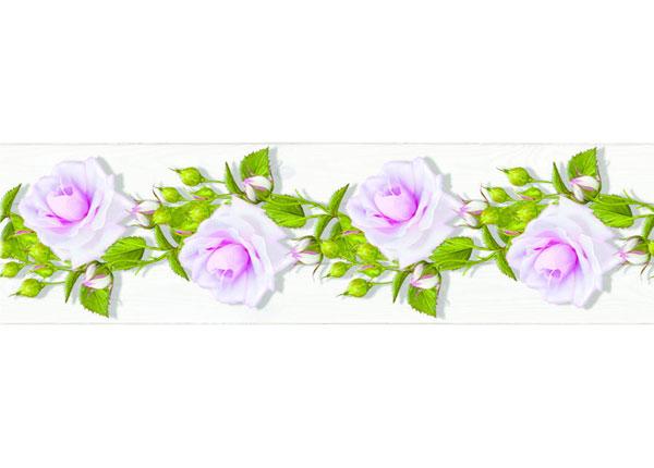 Seinätarra Flowers 1 14x500 cm ED-145888