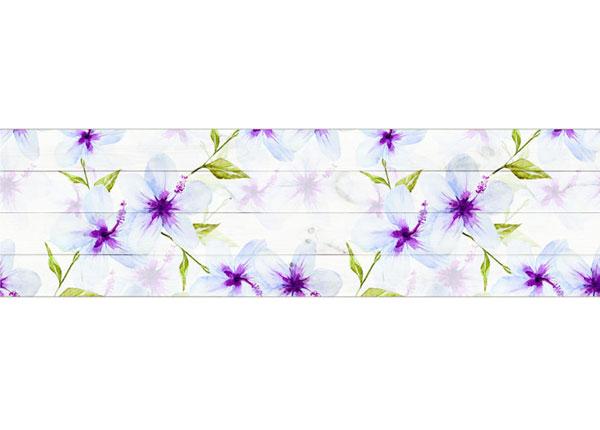 Seinakleebis Flowers 2 14x500 cm
