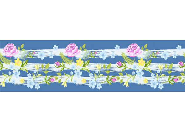 Seinakleebis Flowers 4 14x500 cm