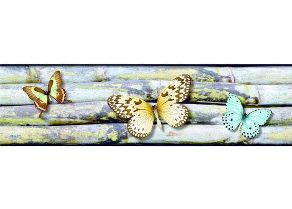 Настенная наклейка Butterflies 14x500 cm