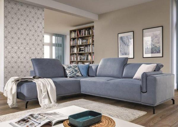 Угловой диван-кровать с ящиком Busto