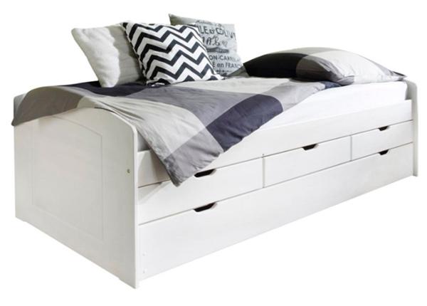 Кровать Twin 90x200 cm