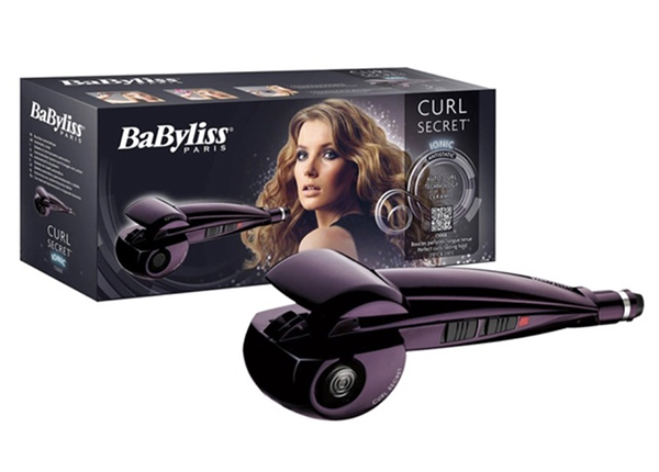 Щипцы для волос Babyliss Curl Secret Ionic
