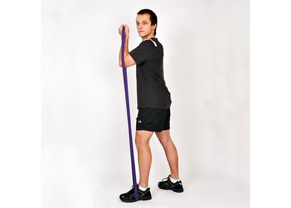 Эластичная резина для тренировок Hangy 13mm inSPORTline