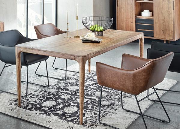 Ruokapöytä Mid Century 180x90 cm