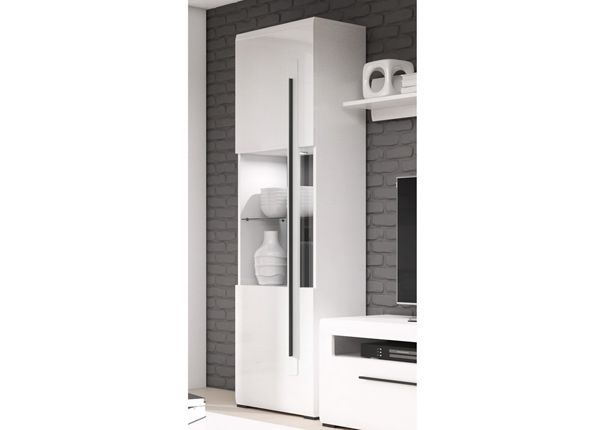 Шкаф-витрина Tulsa WS-146035