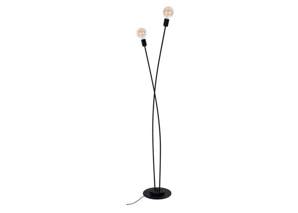 Lattiavalaisin Luce Black A5-146073