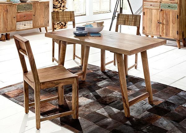 Ruokapöytä Scandi 140x70 cm