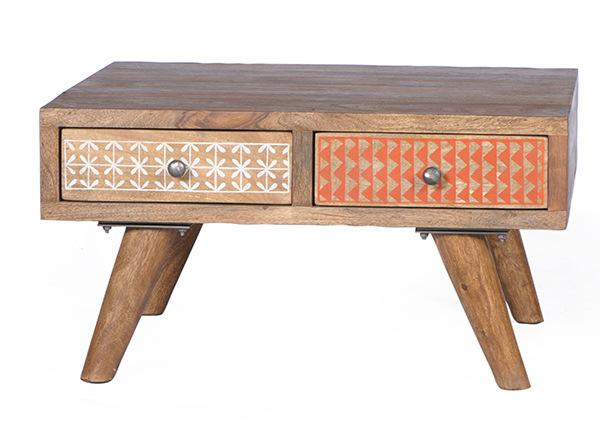Sohvapöytä Scandi 70x70 cm