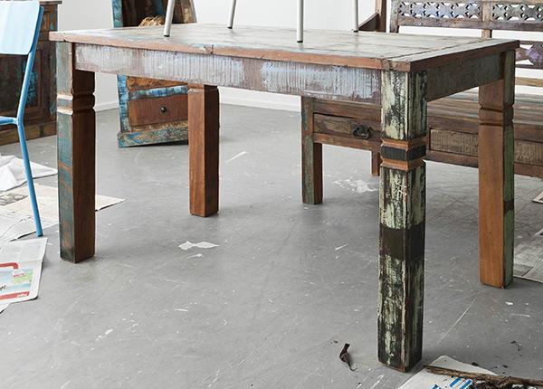 Обеденный стол Riverboat 140x70 cm AY-146237