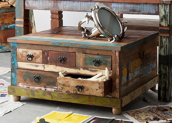 Журнальный стол Riverboat 90x90 cm AY-146252