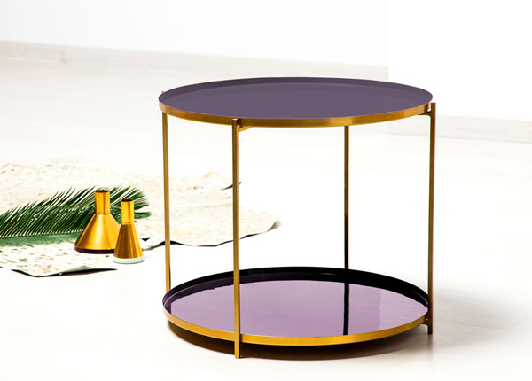 Apupöytä Ø 50 cm A5-146380