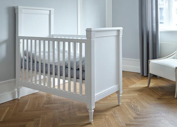 Детская кроватка Lilian 60x120 cm